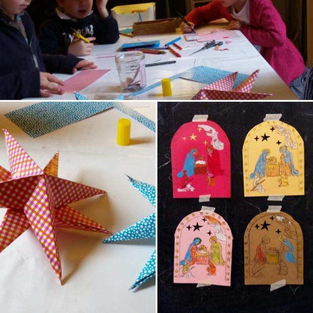 Atelier Bricolages de Noël - Décembre 2015 (2)