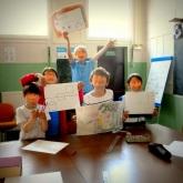 Les jeunes élèves !